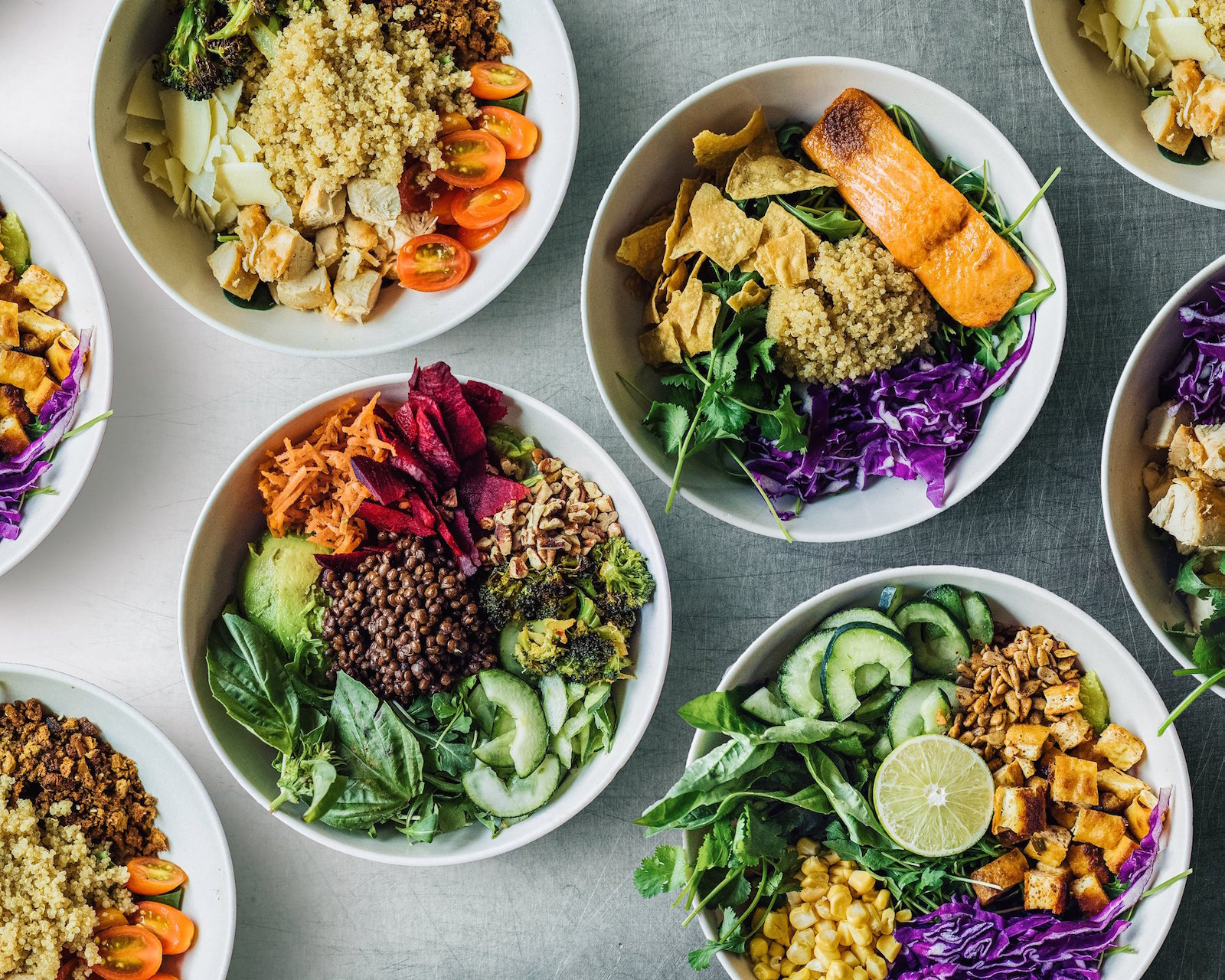 How to Make a Perfect Salad, According to a Sweetgreen Founder
