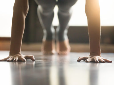 This Will Totally Change the Way You Think About Core Strength