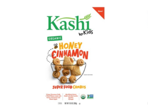 better breakfast cereals for kids organic